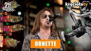Ornette - pierwszy fragment koncertu #polandrock2019