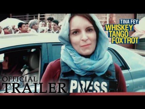 WHISKEY TANGO FOXTROT | Official Trailer (HD)