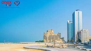 видео Арабские эмираты - Курорты - Аджман