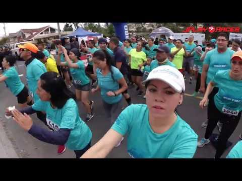 Carrera 5k y 10k Divina Misericordia - V Edición - Video de Control