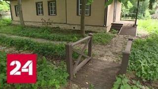 Жесір мен қызы Баталовтың қорқады мініп саяжайға келген көрші - Россия-24