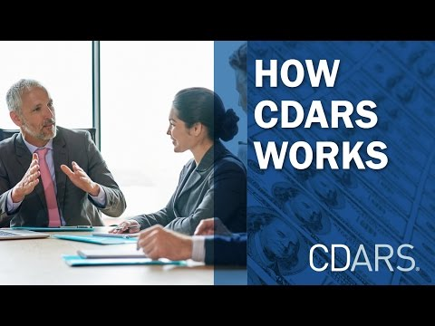 How CDARS Works