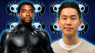 Chinese moviegoers apparently don't like BLACK PANTHER