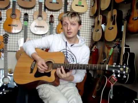 Ibanez V72ECE NT - www.gitara.in.ua