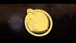 YUMS Gold Metal Face Animation