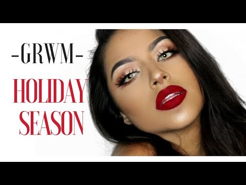 How to slay on everyone during the holiday season ♡ Michelle Diaz