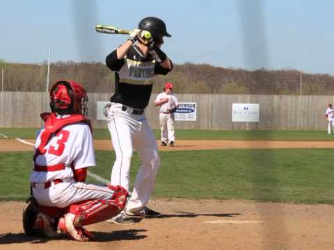 Zach Warren Canton Academy - HR vs Carroll Academy 3-15-16