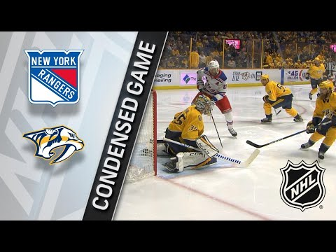 02/03/18 Condensed Game: Rangers @ Predators
