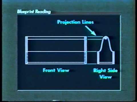 Blueprint reading 1 youtube blueprint reading 1 malvernweather Choice Image