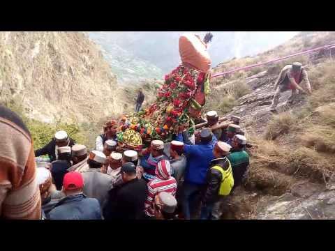 The descent of Bijli Mahadev from Mathan to JiyaPart 1