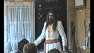 Тайные Знания Волхвов: Курс 1. Древнерусский Язык (урок 13. Глаголица)