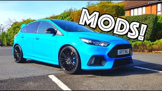 FORD FOCUS RS MODS UPDATE | 2019