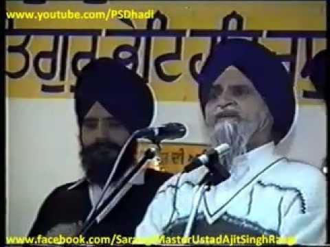 02. Saka Chamkaur Sahib. Dhadi Jatha Daya Singh Dilbar. UK