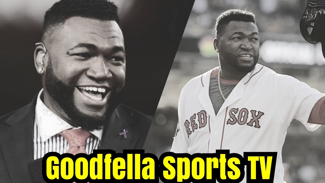 Former Boston Red Sox David Ortiz Shot in His Hometown in Dominican Republic at an Amusement Park!!!