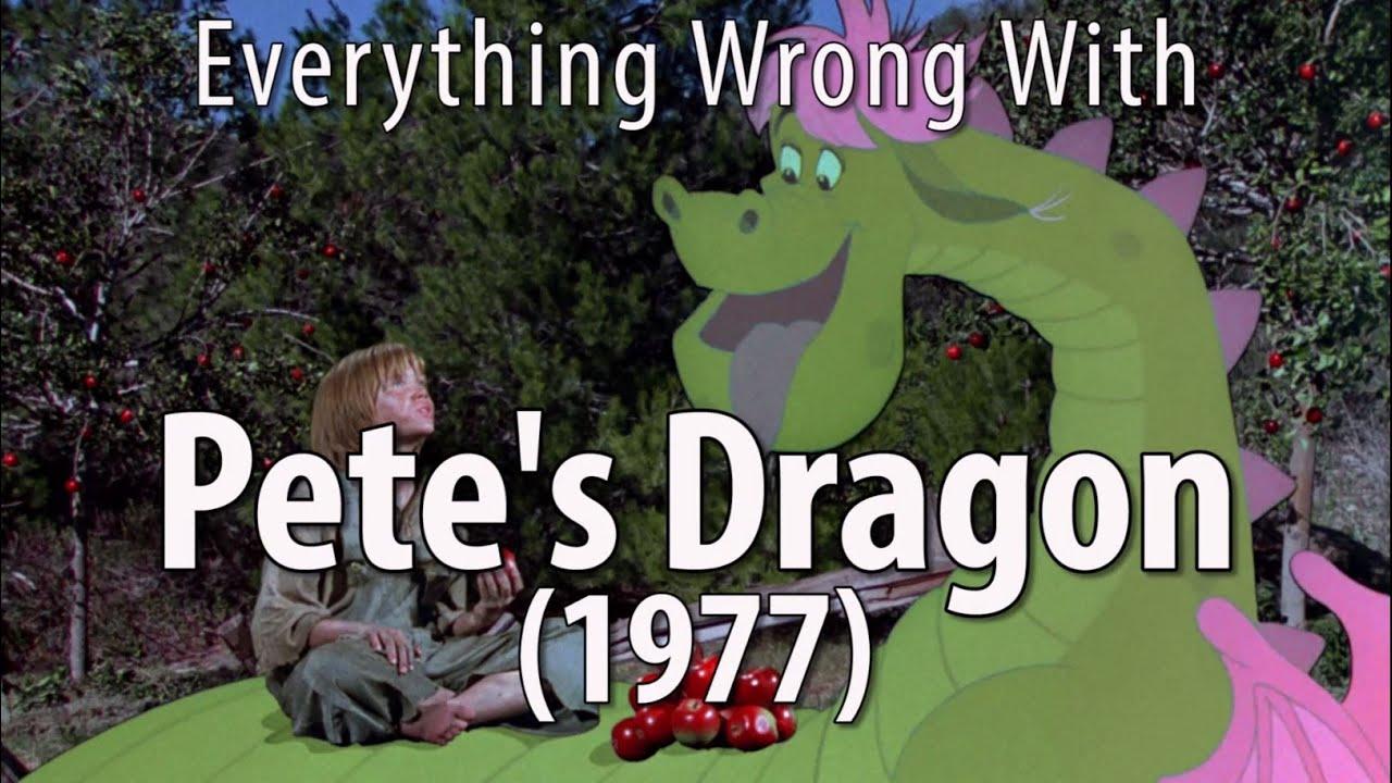 תוצאת תמונה עבור pete's dragon 1977
