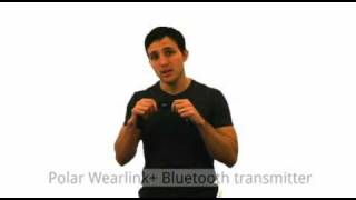 CardioTrainer Heart Rate Integration with Polar Wearlink+ Bluetooth Transmitter thumbnail