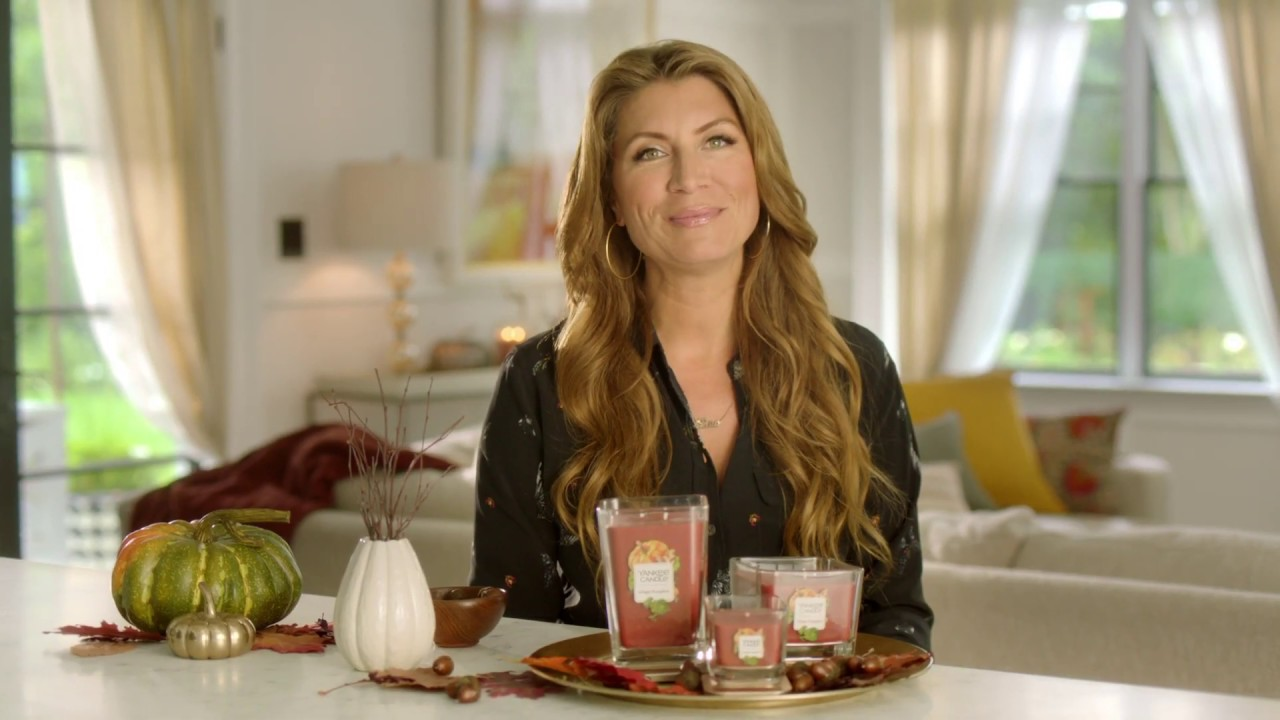 Fall Decor Tips with the Yankee Candle Elevation Collection With Platform Lid