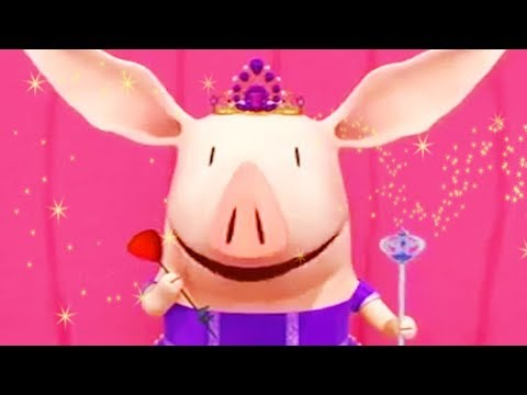 Olivia The Pig | Princess for a Day | FULL MOVIE | Full Episodes