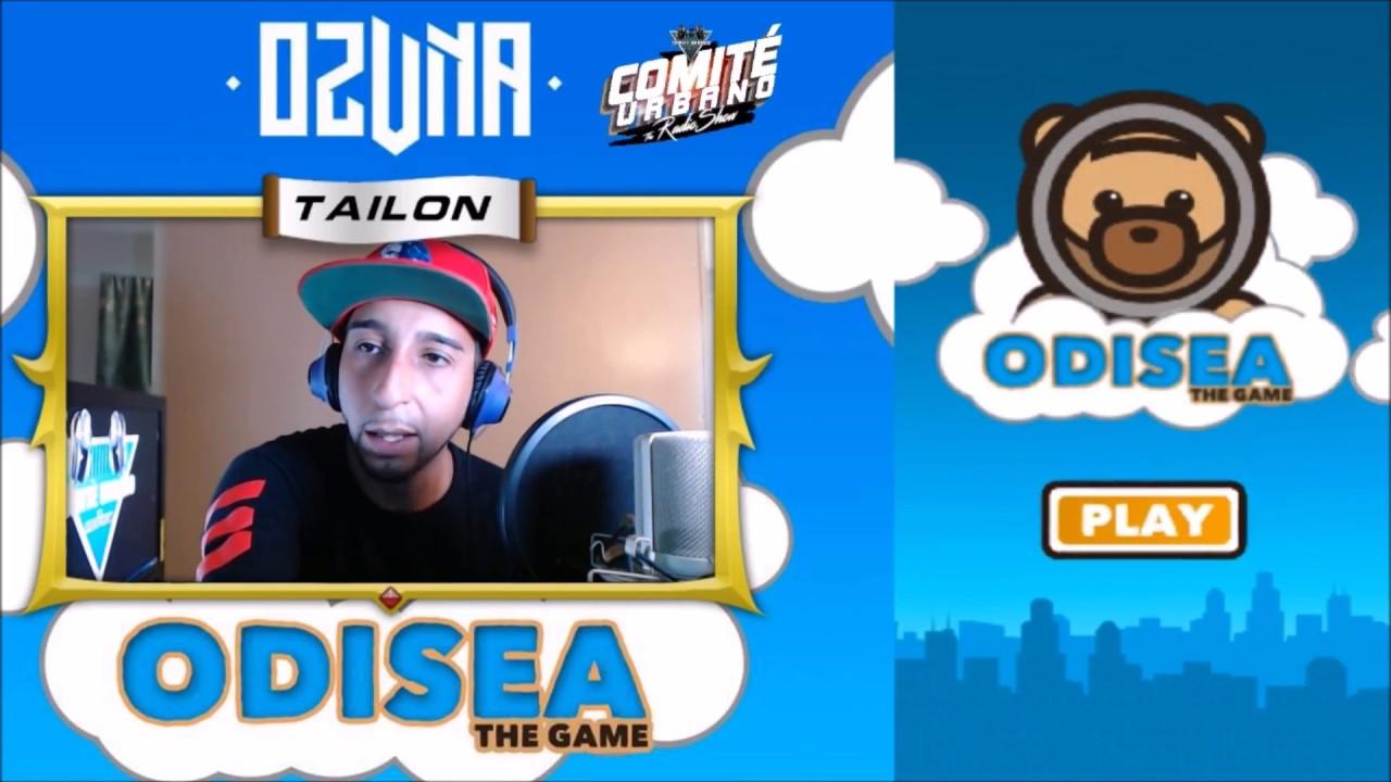 Ozuna - ODISEA THE GAME - (Gameplay) - Nivel 1-5 - Reaccion - Comite Urbano - Tailoncw