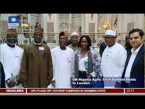 UK-Nigeria Agric Tech Summit Holds In London