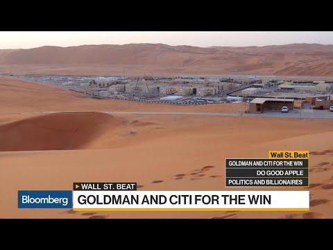 Saudi aramco ipo goldman sachs