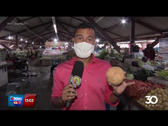 Procon-JP realiza pesquisa de preços para os ingredientes de comidas juninas- O Povo na TV