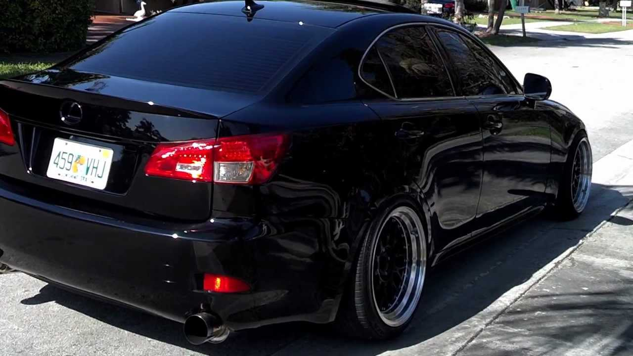 Lexus Is250 Hellaflush Youtube