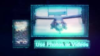 Galactic Interface  - After Effects template from Videohive