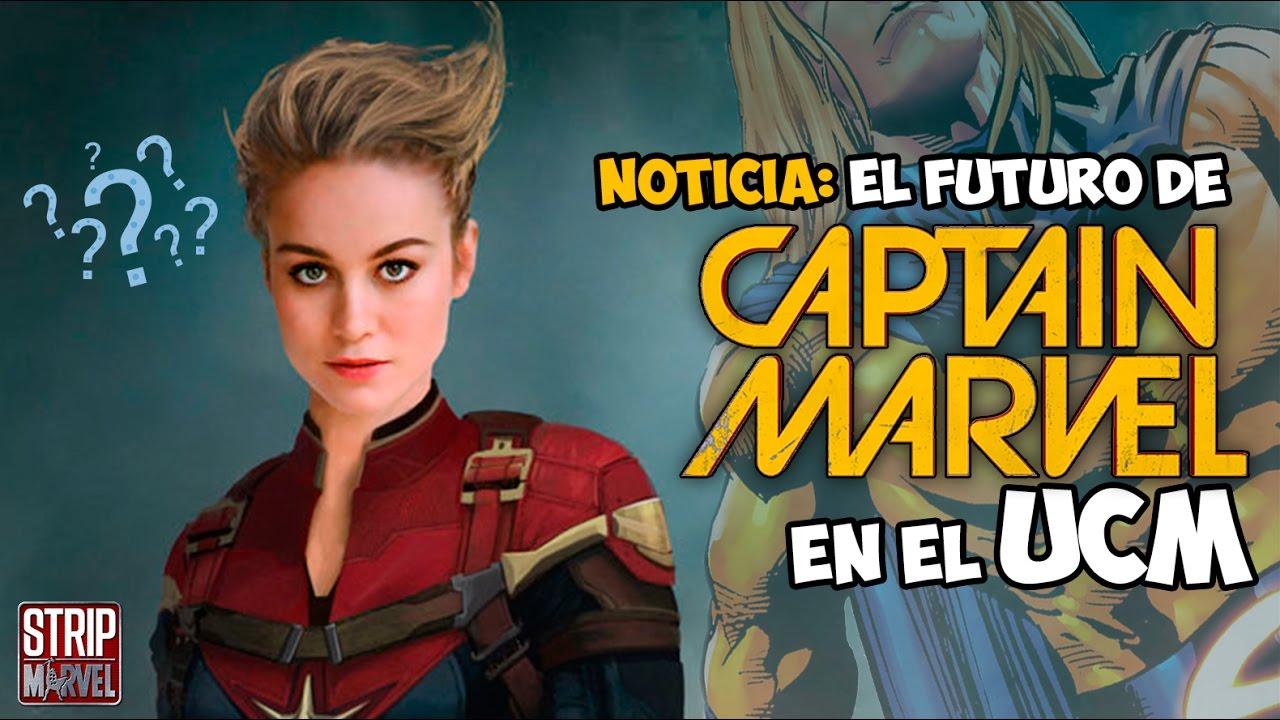 Sentry Y El Futuro De Capitana Marvel En El UCM