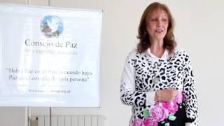 """Lucia Inserra """"El fruto del Eneagrama es la Paz"""""""