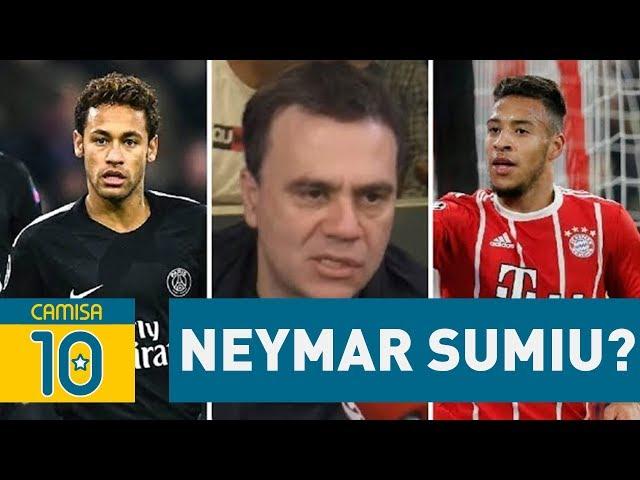 NEYMAR SUMIU? OLHA o que Beting achou de Bayern 3x1 PSG!