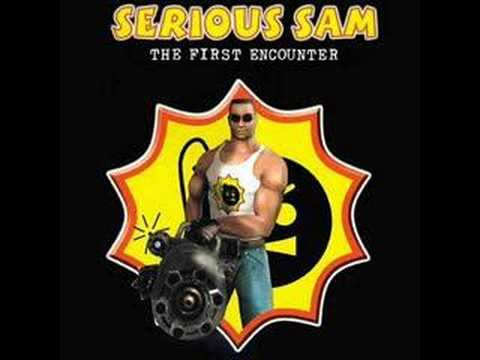-{Fight4-Serious Sam the First Encounter Music}-