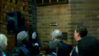 Unveiling of NYPD Memorial Wall - 5-7-10