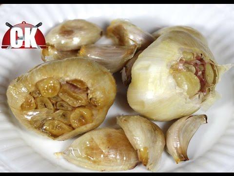 How to Roast Garlic 4 Ways