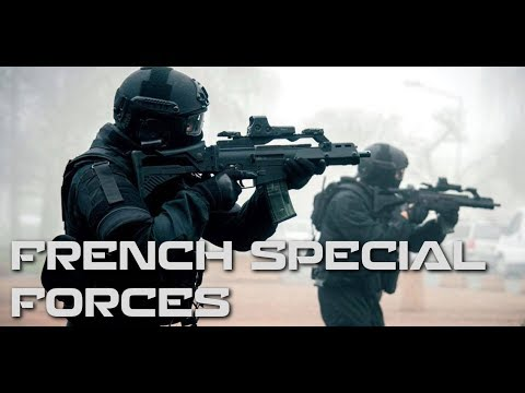 """French Special Forces • """"Never Surrender""""• 2018"""