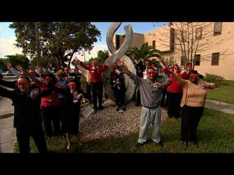 Mount Sinai Medical Center Employees CELEBRATE American Heart Month