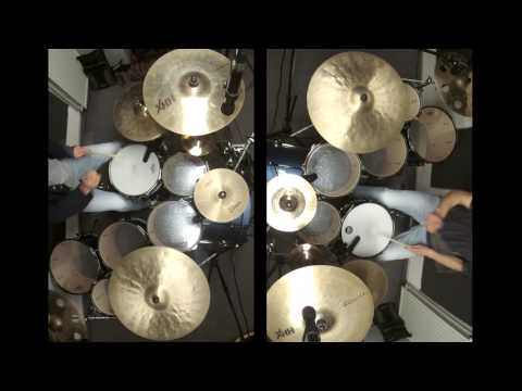 Higher Ground - Dave Weckl - Drum Cover Koen van Velzen