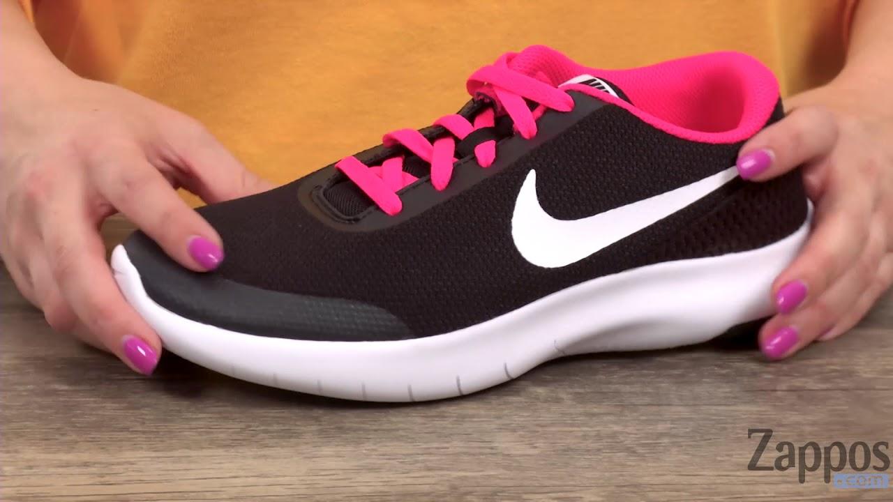 bb329e28a046 Nike Kids Flex Experience Run 7 (Big Kid) SKU  8974147 - YouTube