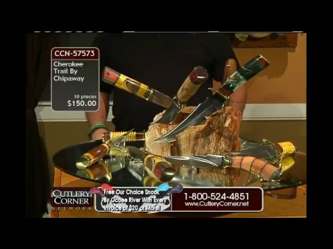 Cutlery Corner Network Live Stream