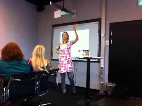 Skriv säljande texter med @glimra från WebCoast 2012
