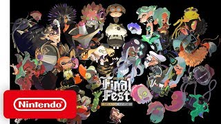 Splatoon 2 - Final Splatfest Announcement - Nintendo Switch