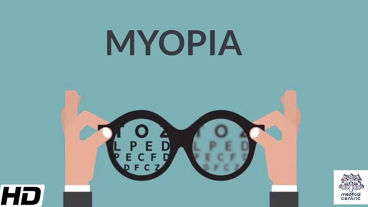 férgek myopia