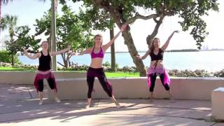 StepFlix Belly Dance Cardio Fitness, Workout 4