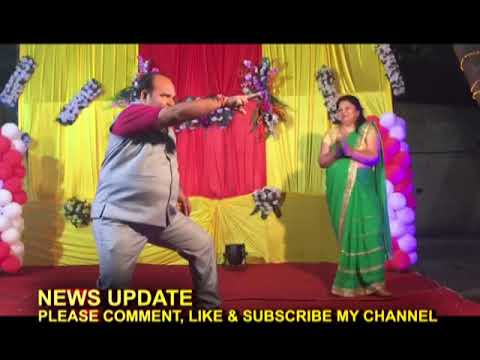 Sanjeev Shrivastav internet sensation : Teacher dancing to Govinda song