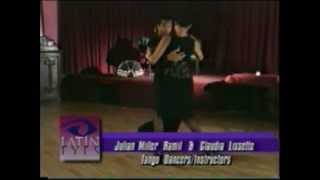 Argentine Tango - Julian & Claudia - Latin Eyes