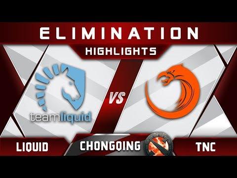 Liquid vs TNC [EPIC] Chongqing Major CQ Major Highlights 2019 Dota 2 thumbnail