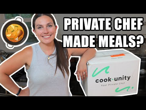 Cookunity Review: Private Chef Made Meals Sent Right To Your Door?
