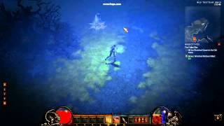 Diablo III  on cheap laptop a6-3420m 6520g 512 mb acer 5560