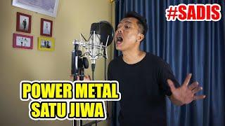 Download lagu SADIS POWER METAL COVER feat Roy Lotuz MP3