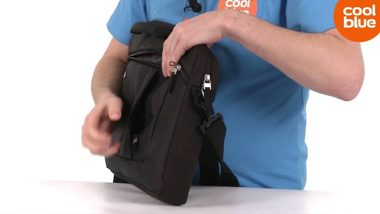 Case Logic Laptoptas 156 Inch Mla 116k Productvideo Nl Be Youtube Softcase Laptop Notebook 116